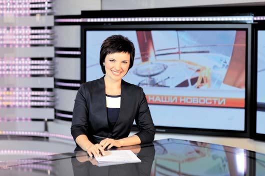фото телеведущей онт новости фотографируют люди